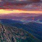 Ephemeral Light, Mount Buffalo VIC by Chris Munn
