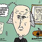 président MADISON chevelu webcomic by Binary-Options