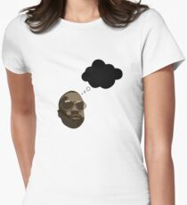 Black Thought from The Roots Womens Fitted T-Shirt