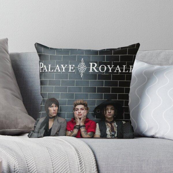 Palaye Royale Throw Pillow