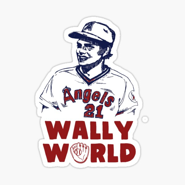 Wally World Sticker