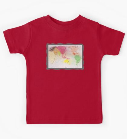 Our world - Our home Kids Clothes