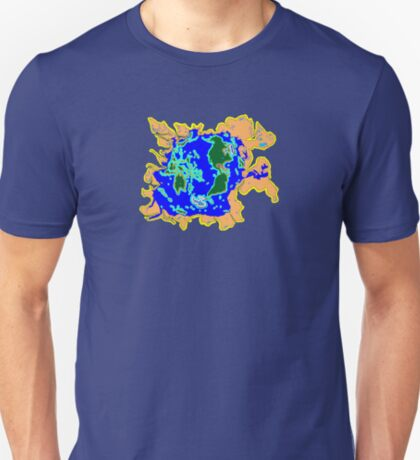 World Watersheds  T-Shirt