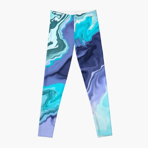 Colour Swirl Leggings