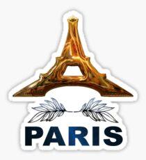 Paris Collectors Tee-shirt Sticker