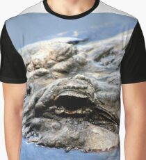 American Alligator Graphic T-Shirt