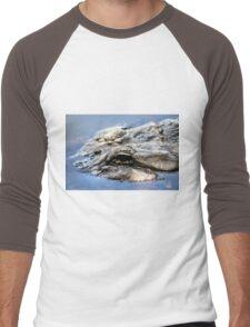 American Alligator Men's Baseball ¾ T-Shirt