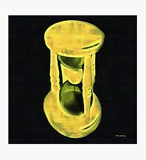 The Hourglass Photographic Print