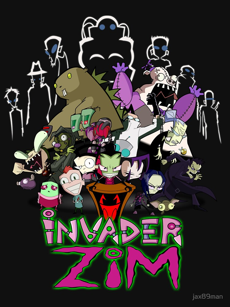 Team Zim by jax89man
