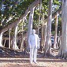 Statue Of Thomas Edison  by MsLiz