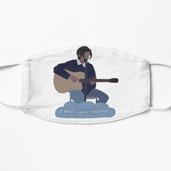 Conan Gray Playing Guitar Mask