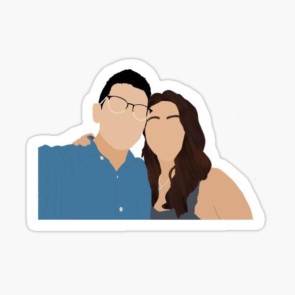 Custom Digital Photo Sticker