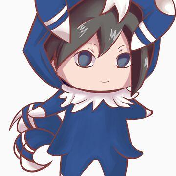 Kalm Meowstic-Pokemon by Akemi-Imouto