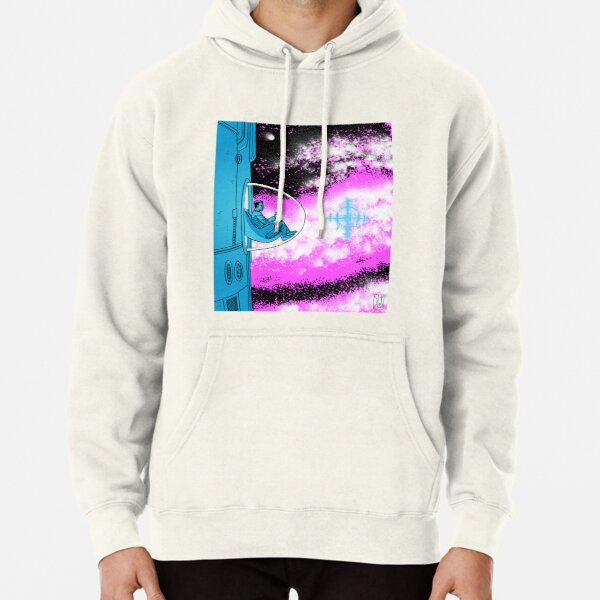 Across the Universe Pullover Hoodie