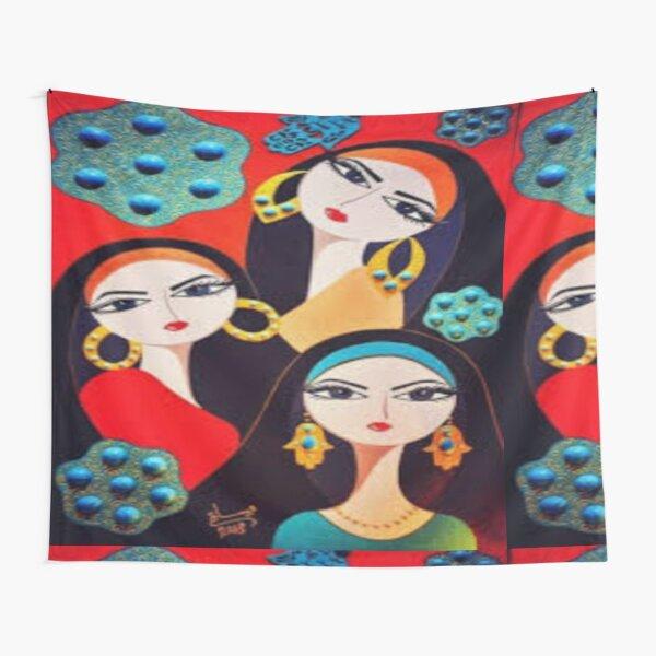 Iraqi folklore  Tapestry