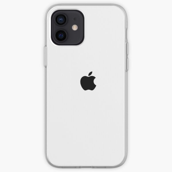 Apple logo iPhone Soft Case