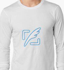 Tweet button - Twitter followers Long Sleeve T-Shirt