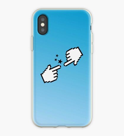 Hand of God VRS2 iPhone Case