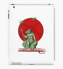 Neptune's Spear iPad Case/Skin
