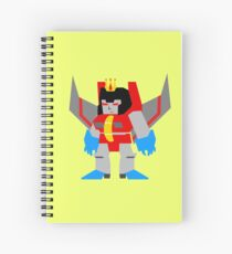 Starscream Spiral Notebook