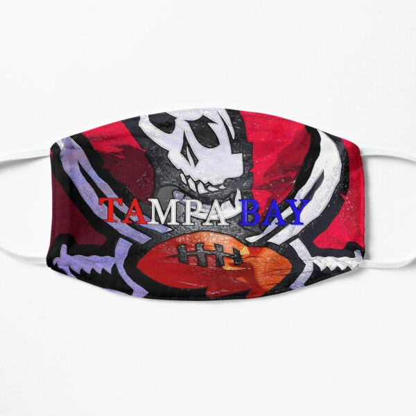 Tampa Bay Buccaneers Face Mask design A Mask