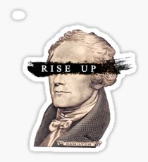 RISE UP! Sticker