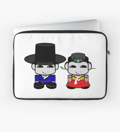 Appa & Umma Korean Geo'bot 1.0 Laptop Sleeve