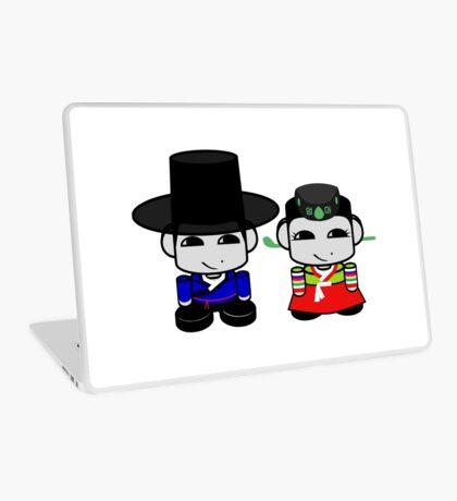 Appa & Umma Korean Geo'bot 1.0 Laptop Skin