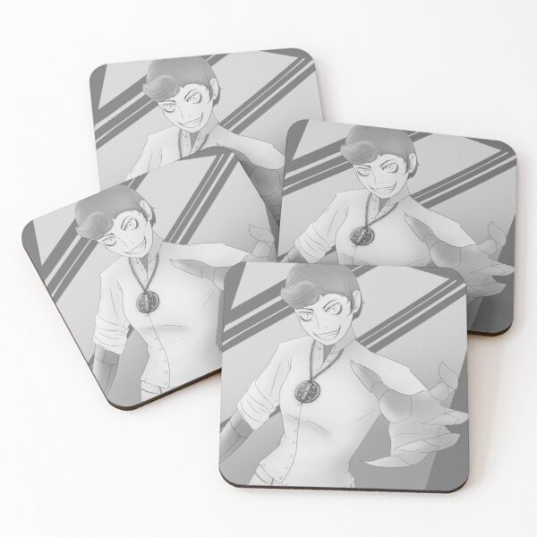 The Assassin Coasters (Set of 4)