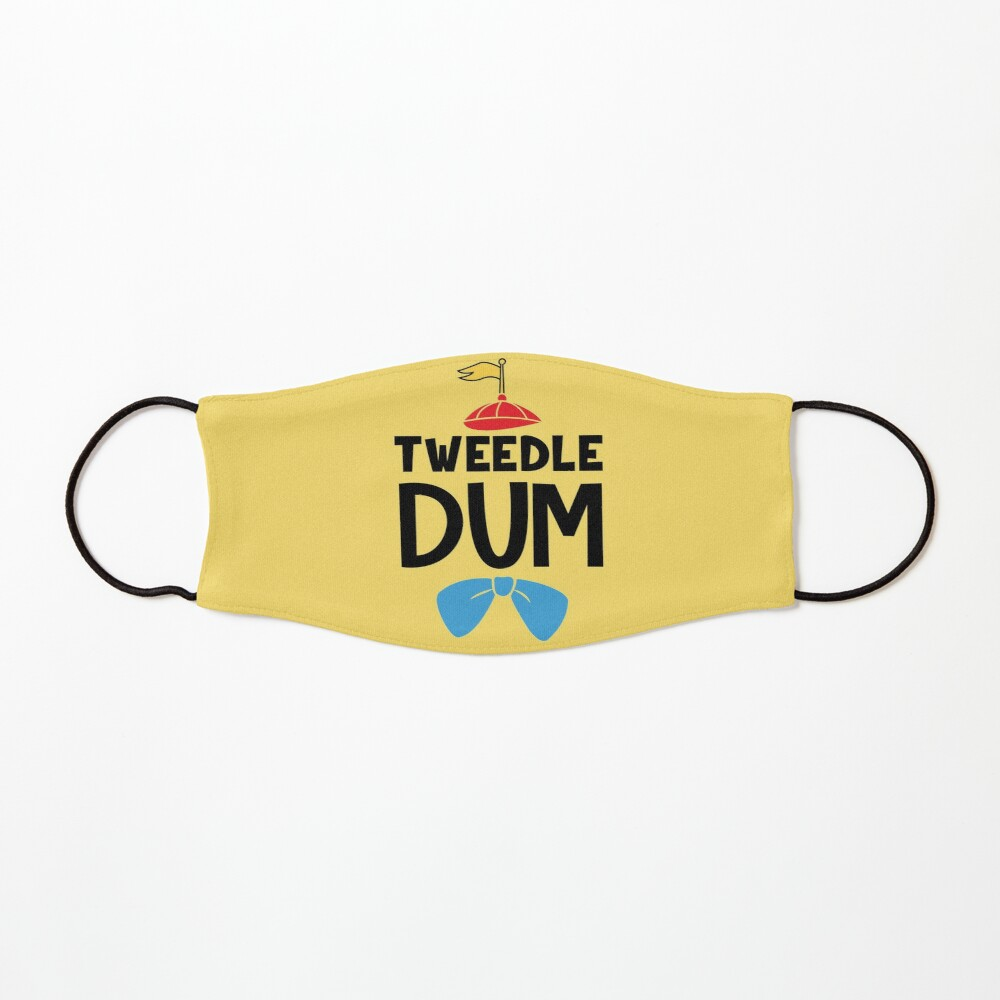 Tweedle Dum Mask