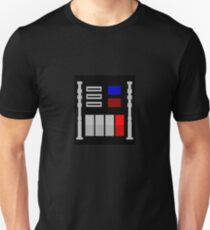 Darth Vader's Chest Panel Unisex T-Shirt