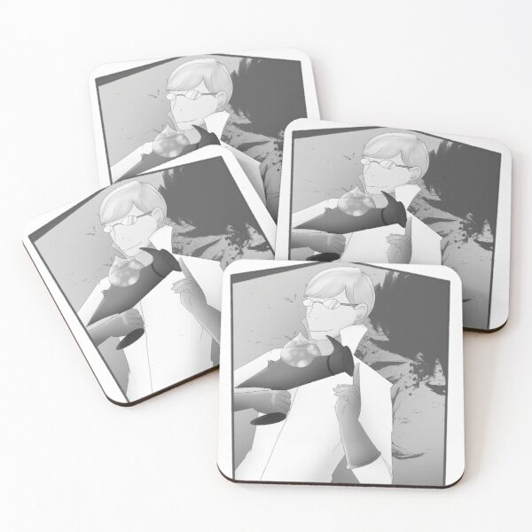The Creator (With Border) Coasters (Set of 4)