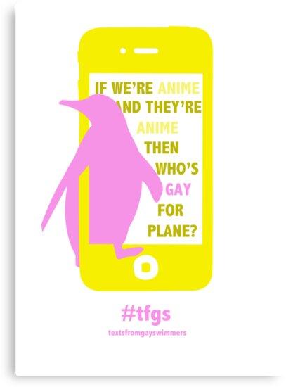 Nagisa    Gay for Plane by findingschmomo