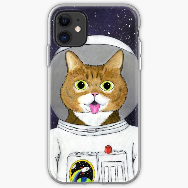 Space Bub iPhone Soft Case