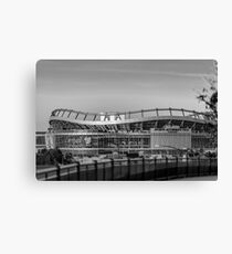Sports Authority Stadium Canvas Print