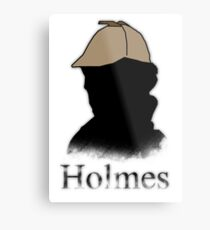 Holmes Metal Print