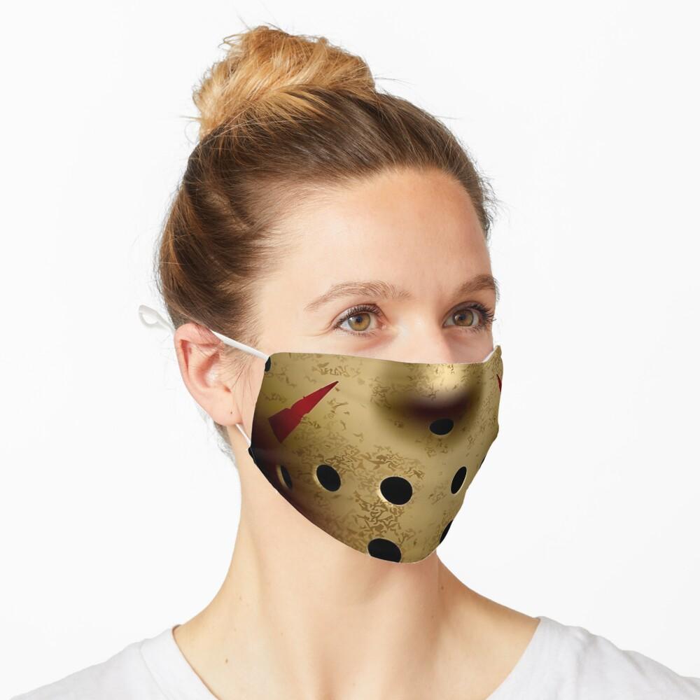 horror movie Jason Voorhees Facemask Mask