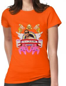 Lil B (historical, rare, amazing, wow) Womens Fitted T-Shirt