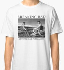 Breaking Bad - Crystal Blue Persuasion Classic T-Shirt