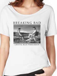 Breaking Bad - Crystal Blue Persuasion Women's Relaxed Fit T-Shirt