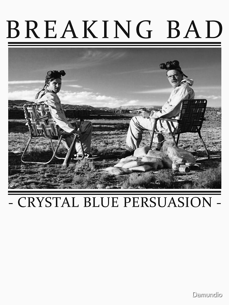 Breaking Bad - Crystal Blue Persuasion | Unisex T-Shirt