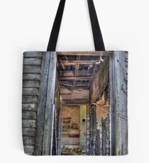Is There Anyone Home Tote Bag