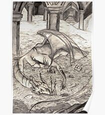 Smaug the Magnificent Poster