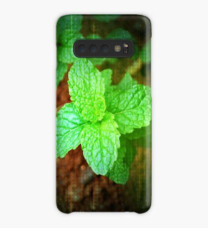 Fresh Mint Case/Skin for Samsung Galaxy