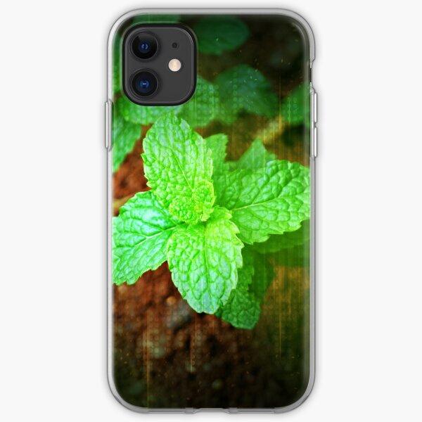 Fresh Mint iPhone Soft Case