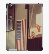 Basketball Gym iPad Case/Skin