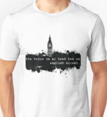 The Voice in my Head Unisex T-Shirt