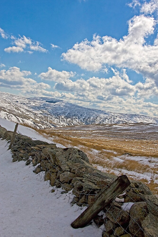 Lake District in Winter by HelenBeresford