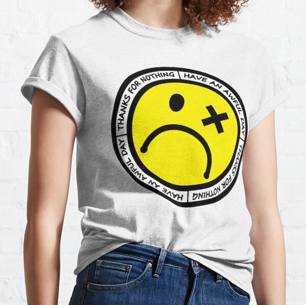 AWFUL DAY Logo Classic T-Shirt