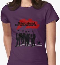 Jojo Reservoir Dogs Womens Fitted T-Shirt